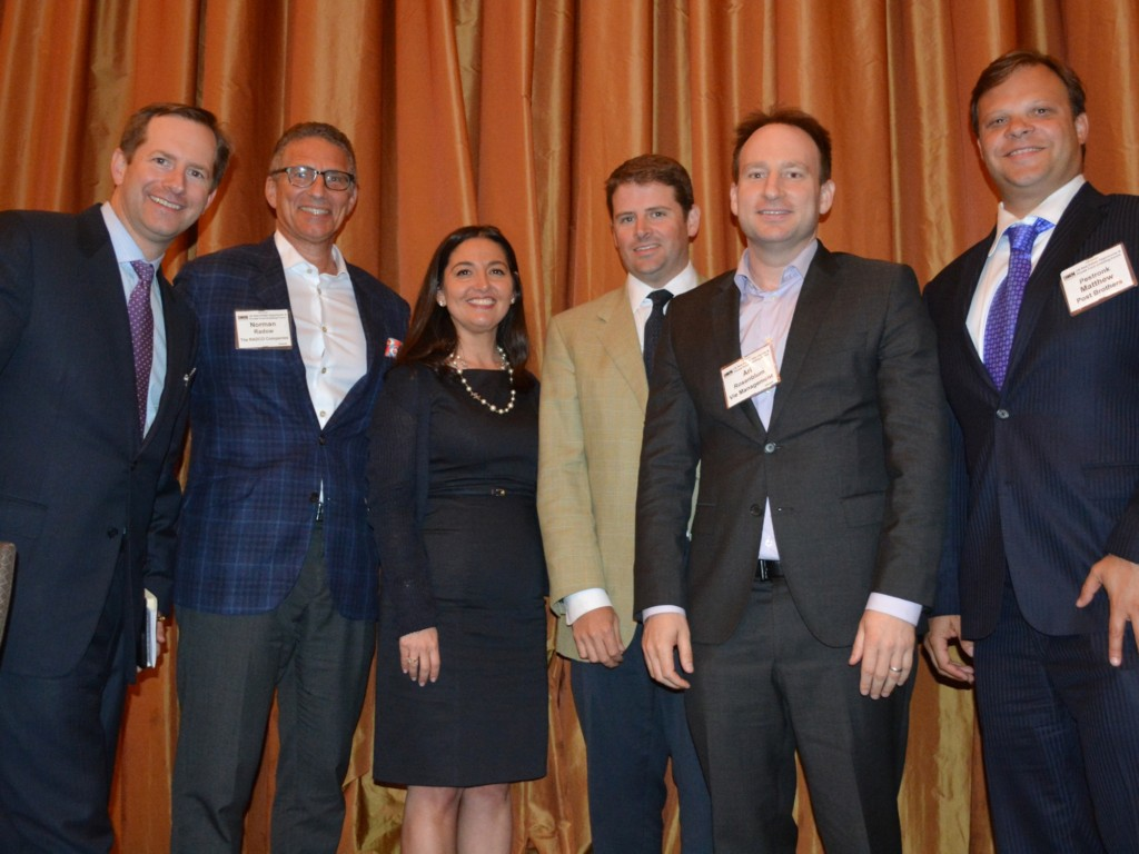 Lisa Knee moderated a panelthat featured Argosy Real Estate Partners managing partner David Butler; RADCO Companies CEO Norman Radow; CenterSquare Investment Management senior vice president Chad Burkhardt; Ari Rosenblum, Vie Management and; Post Brothers president Matt Pestronk.