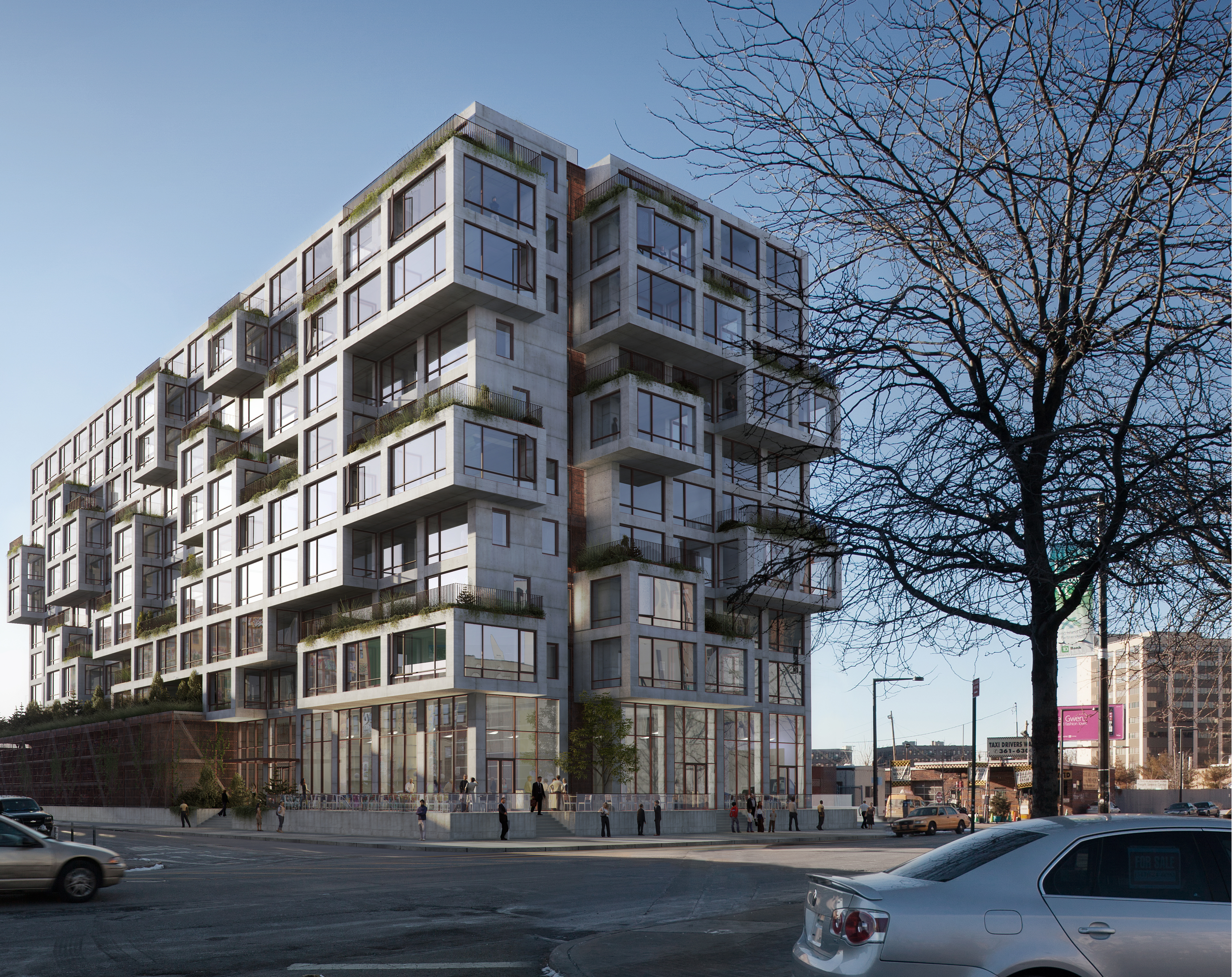 NEW DEVELOPMENT: LIC rental 60 percent leased, Closings ...