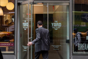 the yard herald square