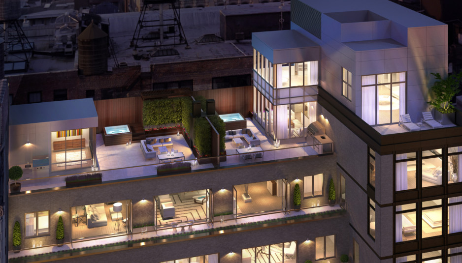 Done Deals 21w20 Gale Penthouse Fetches 17m Real