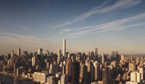 432 park avenue skycraper cityscape
