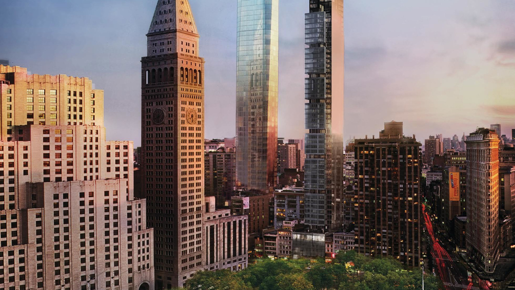 With 800 new units on the way could the Flatiron District lose