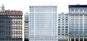 7 West 21st Street rendering