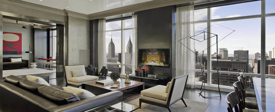 Residential sales numbers support city 39 s destination for Luxury apartments in new york city