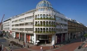 St Stephen's Green Shopping Center in Ireland