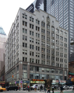 The Brill Building at 1619 Broadway
