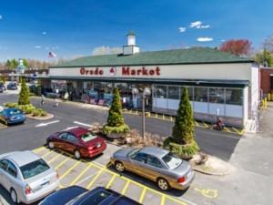 Newfield Green shopping center