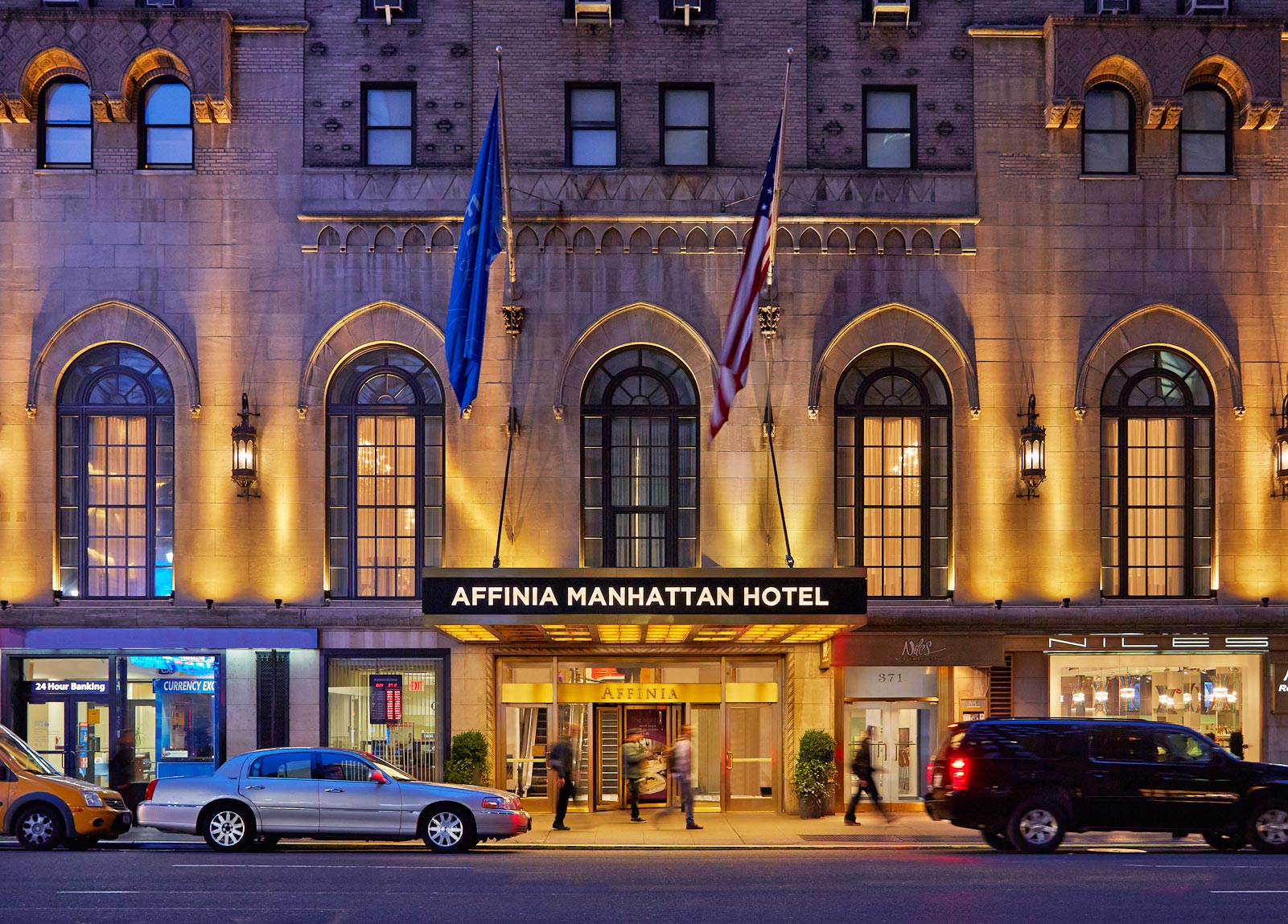 Affinia Manhattan Hotel New York