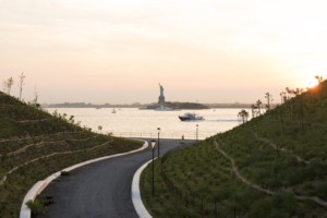The Hills on Governors Island