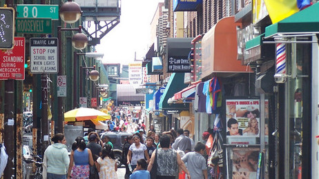 jackson heights online dating Known for its co-op garden apartment communities as much as for its diversity  and colorful vibrancy, jackson heights is unique even among new york city.