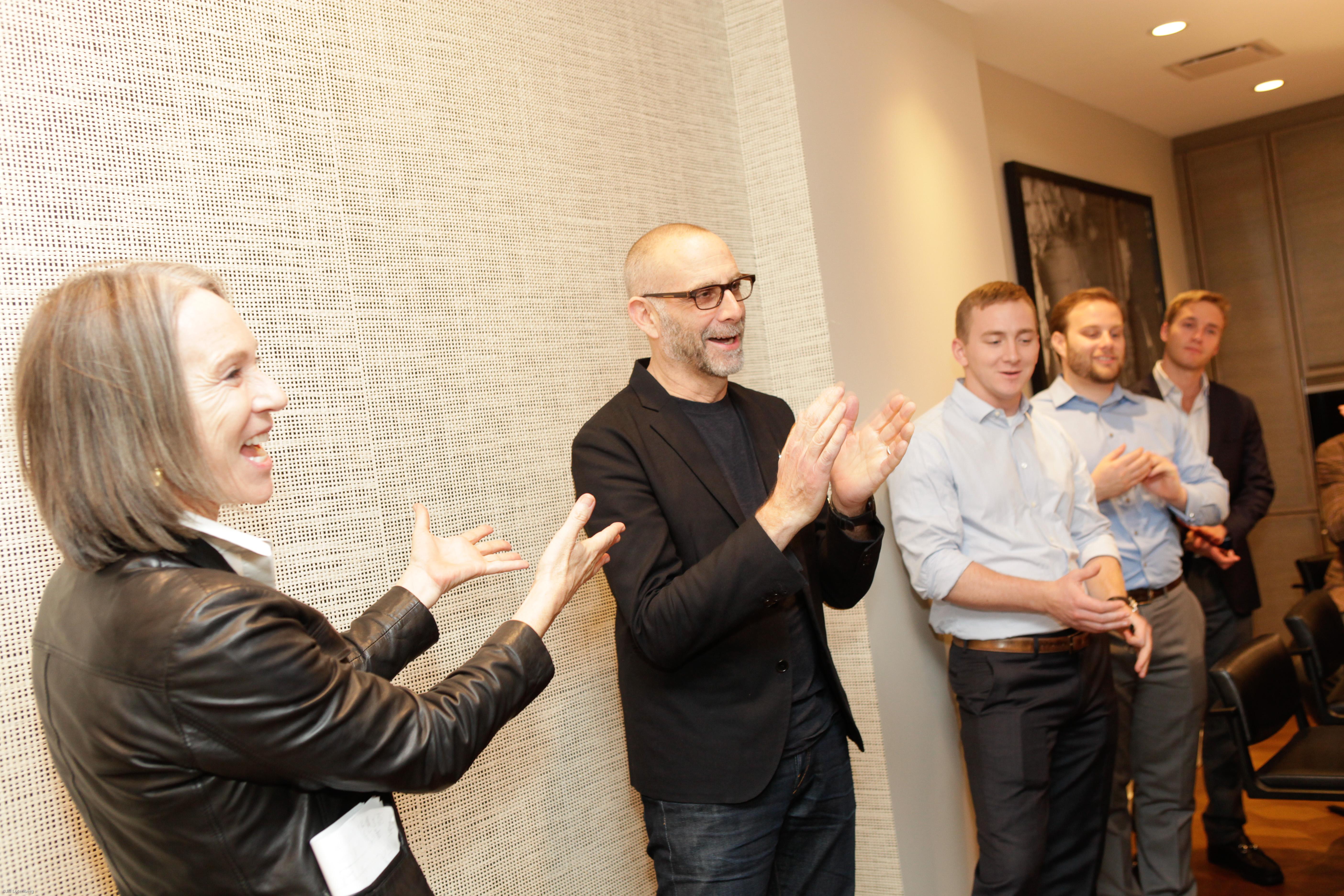 Barbara Van Beuren, Anbau; Morris Adjmi, Morris Adjmi Architects.