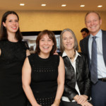 Kristin Black & Elizabeth Unger, Corcoran Sunshine Marketing Group; Barbara Van Beuren & Stephen Glascock, Anbau.