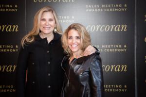 L-R: 2016 Manhattan winner Cathy Franklin and Pamela Liebman;