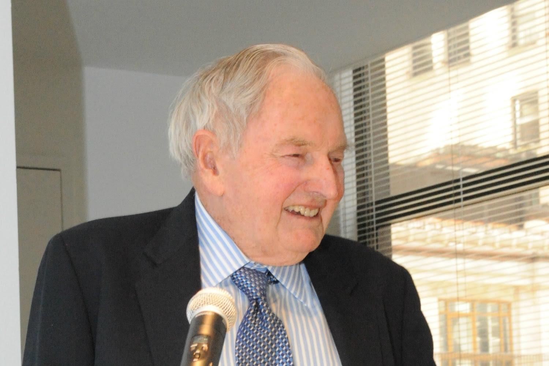 End of an era as David Rockefeller dies