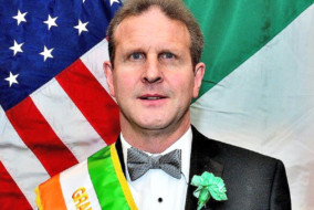 Photo 2 Grand Marshal Donal O'Sullivan