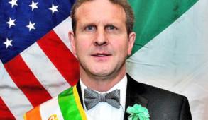 Photo 2 Grand Marshal Donal O'Sullivan