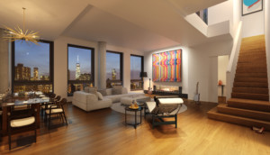 Penthouse at 242 Broome