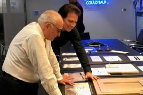 Robert Stern and Ziel Feldman