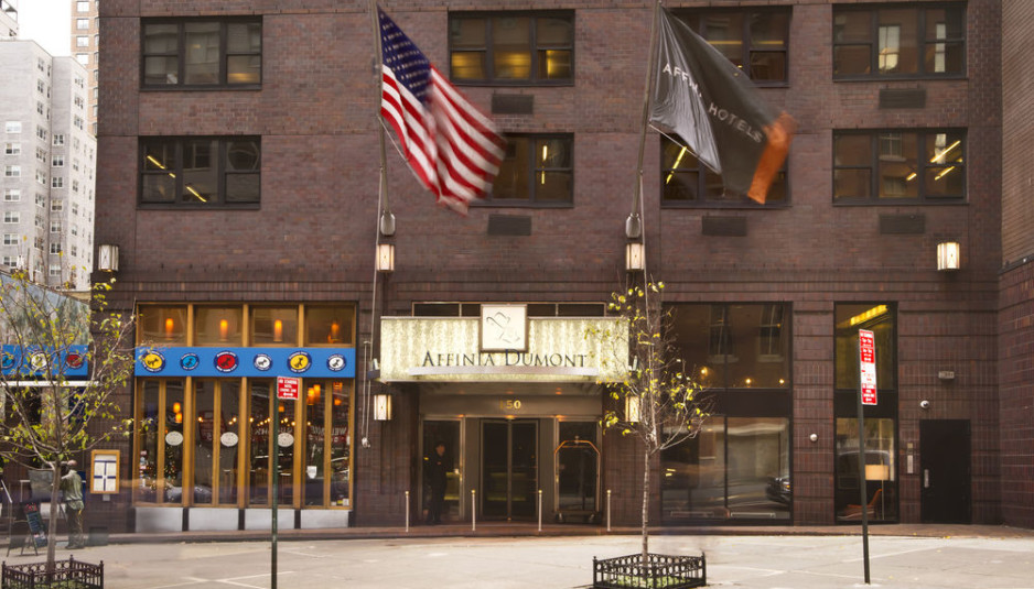 pebblebrook closes sale of affinia dumont nyc for 118m real