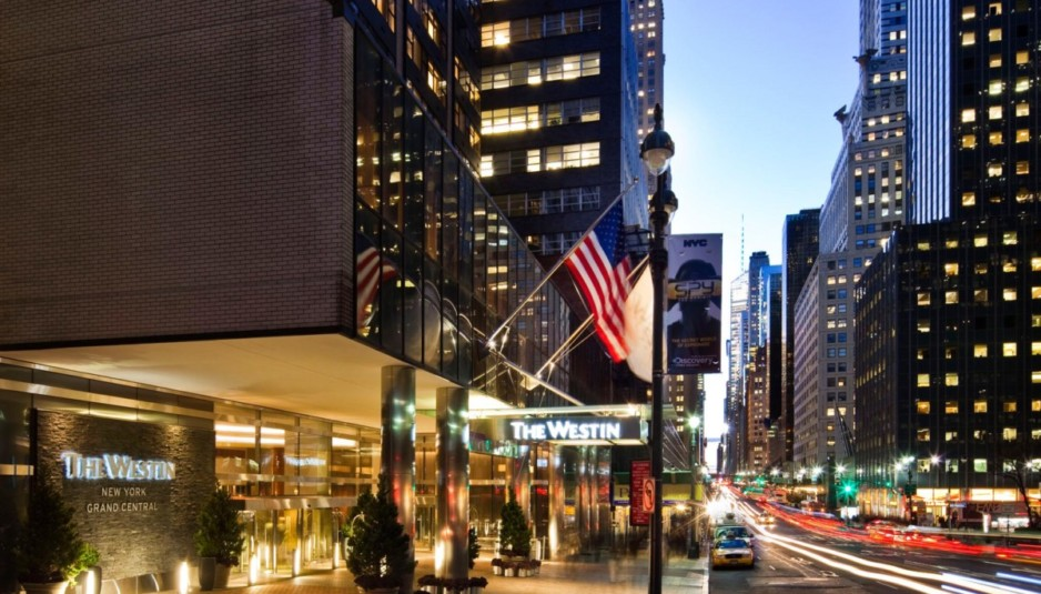 Photo via Westin New York Grand Central's website