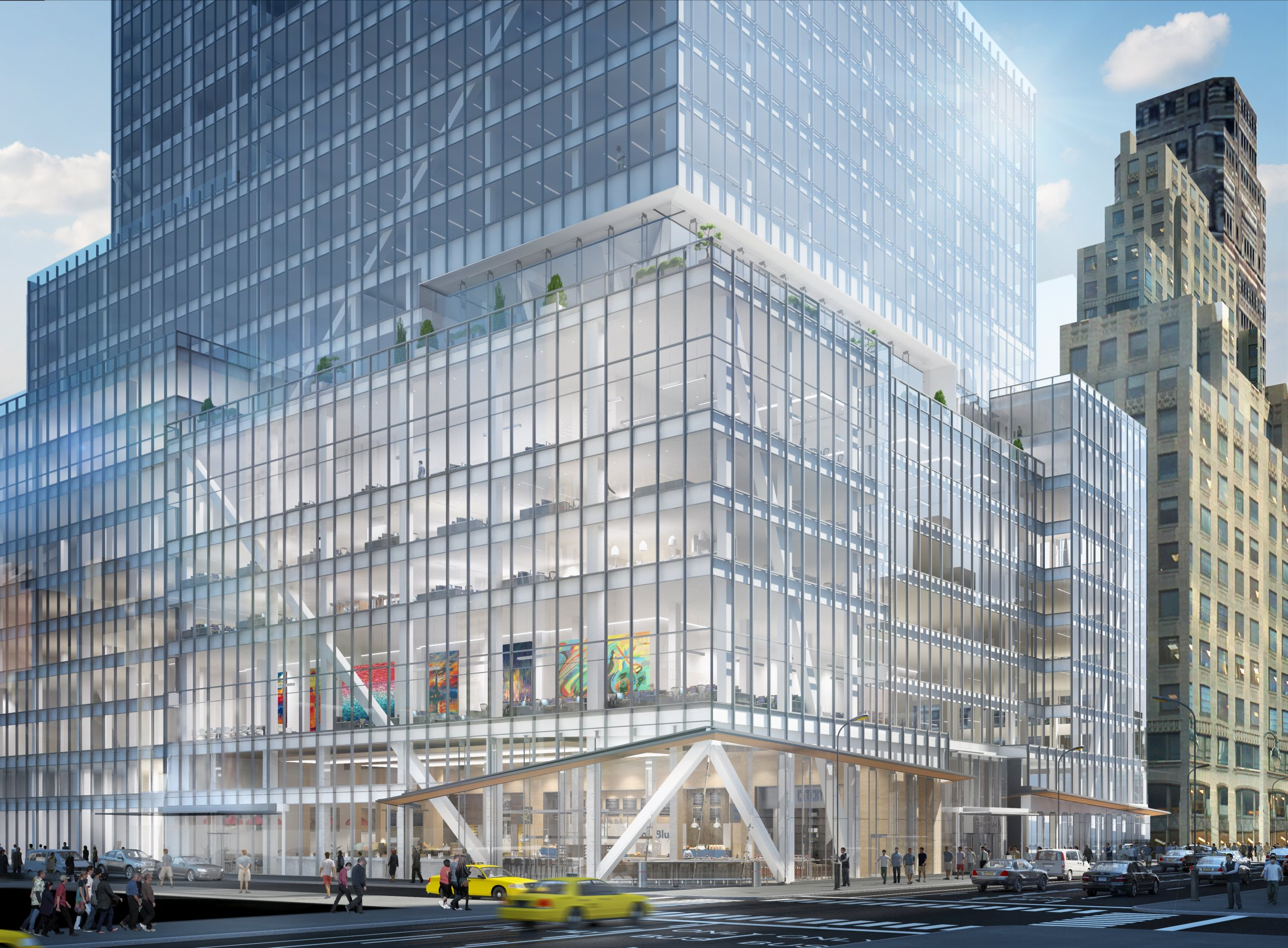 JPMorgan leases 16 floors at 360 Madison | Real Estate Weekly