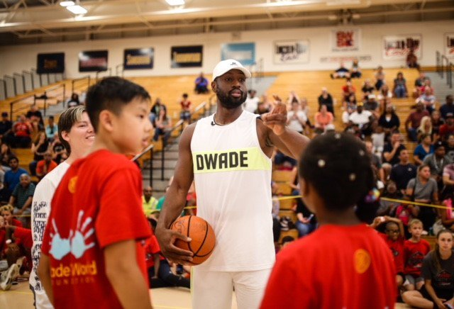 Wade joins all-star team behind new NYC restaurant   Real