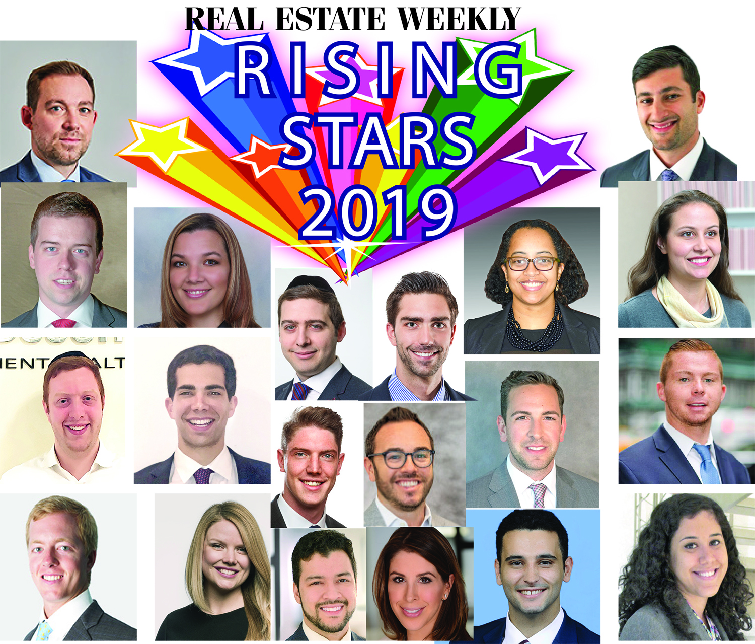 Meet REW's 2019 Rising Stars | Real Estate Weekly