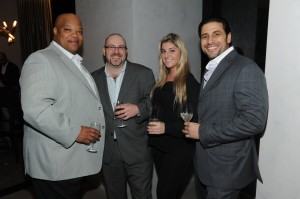 Jamie Rogers, William Mackeigan, Stephanie Barbuck, Guy Paone