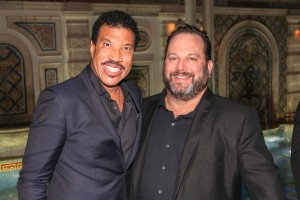 Lionel Richie and Andrew Heiberger _founder and CEO TOWN Residential
