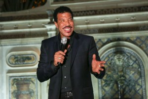 Lionel Richie shares his inspirations with Manhattans top real estate agents