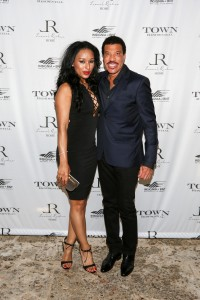 Lisa Parigi and Lionel Richie join TOWN Residential for an Art Basel celebration