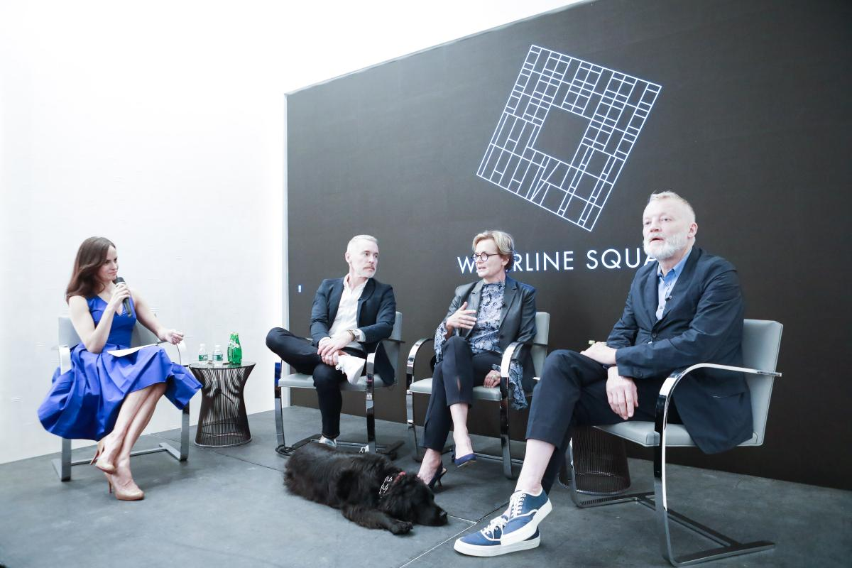 Waterline Square (New York) - Interior Designer Panel With Alexandra Champalimaud, Glenn Pushelberg, And S. Russell Groves