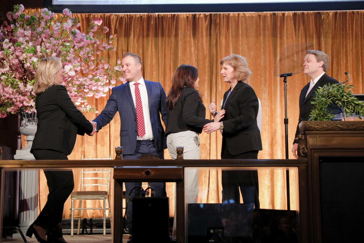 New York, Westchester and Connecticut : Ellie Award Luncheon