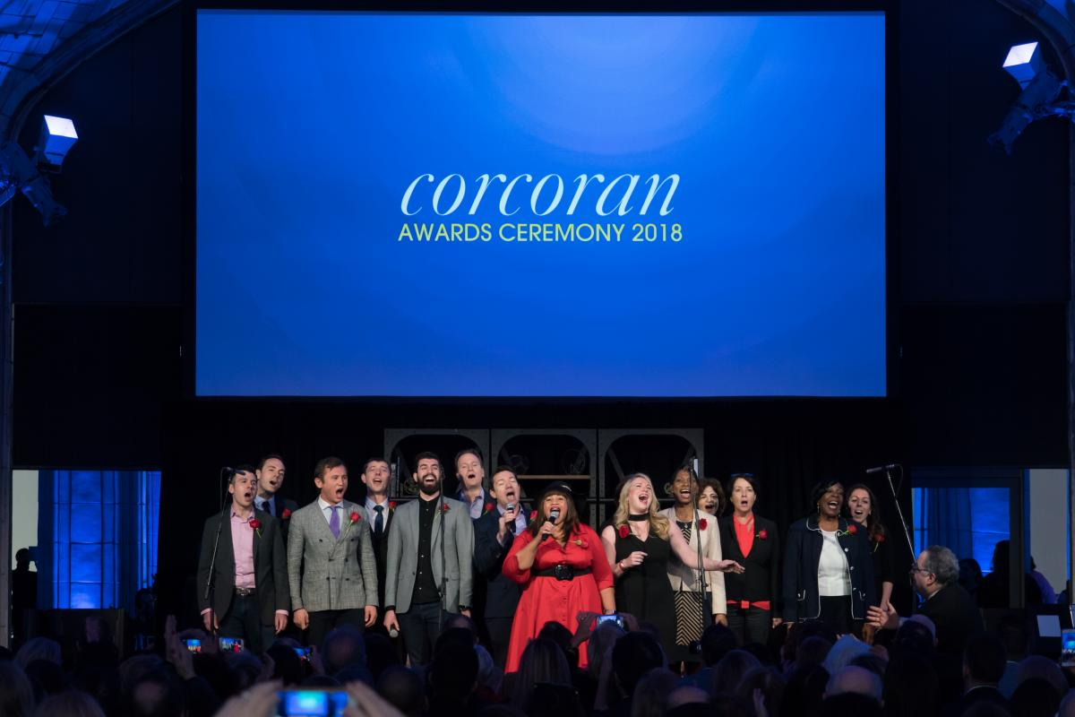 The Corcoran Choir - Photo Andy Foster Photography