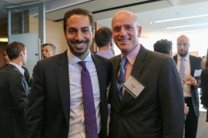 Jake Mansher (Vice President, Garrison Investment Group), and Todd Soloway (Partner and Head of Pryor Cashman's Hotel and Hospitality Practice)