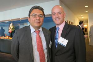 Mario Ramirez, Vornado Realty Trust and Todd Soloway (Partner and Head of Pryor Cashman's Hotel and Hospitality Practice)