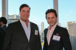 Phil McAndrews (Senior Managing Director & Chief Investment Officer, Global Real Estate) and Eli Nathanson (Partner, Pryor Cashman)