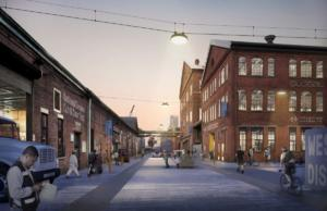 Brooklyn Navy Yards Renderings