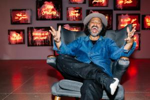 It's A Thing Debuts with Mr. Brainwash at the Starrett-Lehigh Building: to benefit the head and neck service at Memorial Sloan Kettering