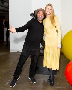 It's A Thing Debuts with Mr. Brainwash :at the Starrett-Lehigh Building to benefit the head and neck service at Memorial Sloan Kettering