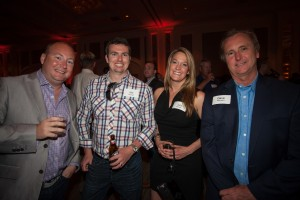 Guests at SCG Retail's party at the Four Seasons