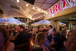 RKF's party at Cabo Wabo